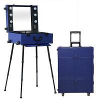 Buy cheap Makeup Station Portable Trolley Makeup Station with Light from wholesalers