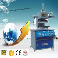 Buy cheap Hot Foil Stamping Machine Pneumatic hot Gilding Stamping Machine for sale from wholesalers