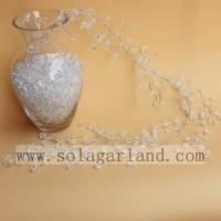 Buy cheap Acrylic Clear And White Bead Garland Tree Branch from wholesalers