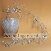 Buy cheap Acrylic Transparent Stone Shape Beads Garland Tree Branches from wholesalers