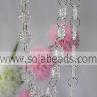 Buy cheap Hot Sale 20mm Crystal Beaded String Garland from wholesalers