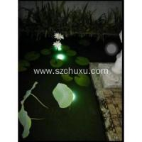 Buy cheap Solar Powered Pond Light Waterproof IP68 from wholesalers