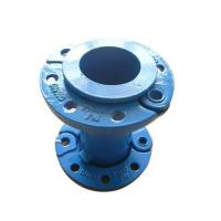 Buy cheap Loose Flange Fitting Double Loose Flange Pipe EN545 ISO2531 from wholesalers