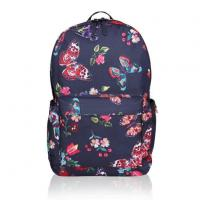 Buy cheap Women's Canvas Satchel Floral Blush Butterflies Dome Backpack from wholesalers