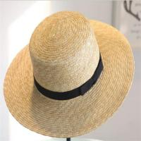 Buy cheap Women Straw Sun Beach Fashion Hats with Bownot for Lady from wholesalers