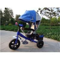 Buy cheap baby tricycles with push bar from wholesalers