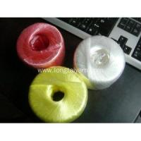 Buy cheap PP Cable Filler Yarn UV Treated Greenhouse Polypropylene Raffia String from wholesalers