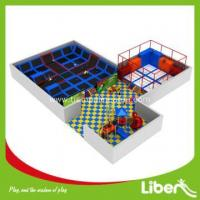 Buy cheap Urban rebounder ground trampoline from wholesalers