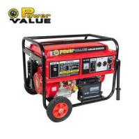 Buy cheap 6kw 15hp Gasoline Generator Air Cooled Manual from wholesalers