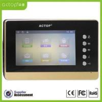 Buy cheap 7 inch Touch Screen Apartment IP Wired Intercom from wholesalers