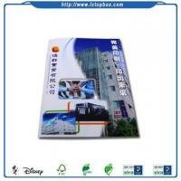 Buy cheap Custom Advertising Full Color Printed booklet from wholesalers