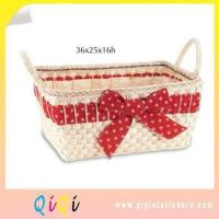 Buy cheap small gifts empty Wickers butterfly basket storage baskets from wholesalers