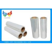 Buy cheap 35Mic Vivid Design OPS Shrink Film , Shrink Wrap Tube Film 150-1000mm Width from wholesalers