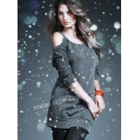 Buy cheap Ladies' Women's round neck cotton T-shirt from wholesalers