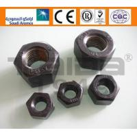 Buy cheap A194 2H/2HM / A563 Heavy Hex Nuts from wholesalers