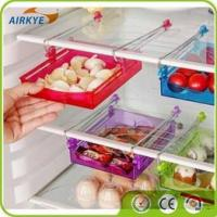 Buy cheap Creative kitchen refrigerator drawer multifunction holder storage rack shelf rack from wholesalers