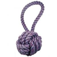 Buy cheap Dog products YK-RT002 Nuts For Knots Ball Tugger Large Dog Toy from wholesalers