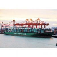 Buy cheap Sea container freight to Southampton,London,Manchester,Ipswich,Plymouth,Thamesport,Belfast from wholesalers