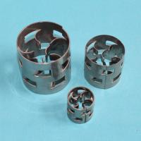 Buy cheap 76mm/89mm 304L/316/316 Metal Pall Ring for Scrubbing Tower from wholesalers