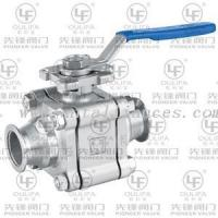 Buy cheap 2000PSI Tri-Clamp Ball Valve from wholesalers
