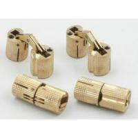 Buy cheap NBMH-HF003 Brass/Zinc Alloy Concealed Hinge For Furniture from wholesalers