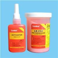Buy cheap Loctite 496 equivalent Instant Bonding Methyl Adhesive from wholesalers