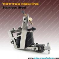 Buy cheap Damascus Stainless Steel tattoo machine Model No.:RTJQ-5005 from wholesalers