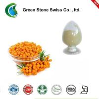 Buy cheap Sea Buckthorn Extract From Hippophae Rhamnoides Fruit With Seaberry from wholesalers