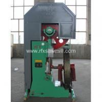 Buy cheap MJ3210 Electric Vertical log cutting bandsaw mills from wholesalers