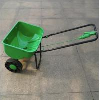 Buy cheap Garden Manual Broadcast Fertilizer Spreader from wholesalers