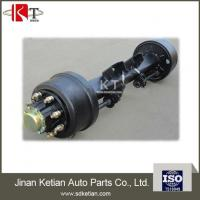 Buy cheap 12 Ton German Type Semi-Trailer Axle For Sale from wholesalers