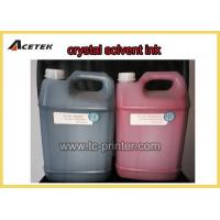Buy cheap Crystal Solvent Ink model from wholesalers