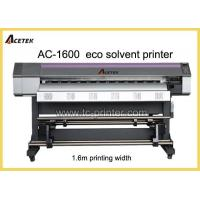 Buy cheap ECO Solvent Printer AC-1600 1440DPI 1.6m ECO Solvent Printer With DX7 Head from wholesalers
