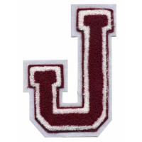 Buy cheap Over 1000 Free Shipping Embroidered Numberal Patches in Stock from wholesalers