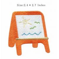 Buy cheap 2017 New arrival Children's Drawing Board Embroidery Patch from wholesalers