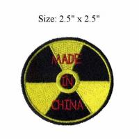 Buy cheap Custom Archery and Fencing,Bowling Pins and Ball Iron on Embroidered Applique Patch from wholesalers