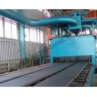 Buy cheap Structural Steel, Structure Plate Shot Blasting Machines with High Effciency and High Quality from wholesalers