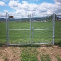 Buy cheap Public Wire Mesh Fence DM-FENCE GATE-09 from wholesalers