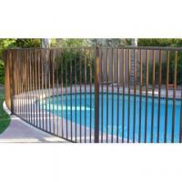 Buy cheap Public Wire Mesh Fence DM-POOL FENCE-07 from wholesalers