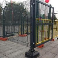 Buy cheap Public Wire Mesh Fence DM-High Security Fence-19 from wholesalers