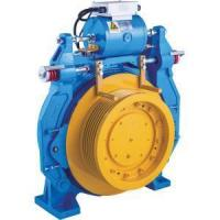 Buy cheap Gearless Elevator Traction Machine 3000kg Shaft Load ,2m/s WWTY5 from wholesalers
