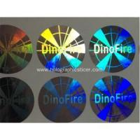 Buy cheap Rainbow Laser Hologram Sticker from wholesalers