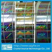 Buy cheap 3d Hologram Sticker Printing from wholesalers
