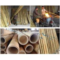 Buy cheap Hydroponic Bamboo Pole, Decorative Bamboo Pole for Garden from wholesalers