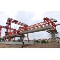 Buy cheap 200ton bridge Girder Launcher for sale from wholesalers