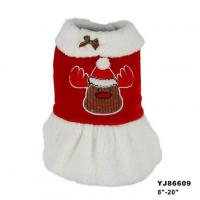 Buy cheap Dog Christmas Outfits Clothes from wholesalers