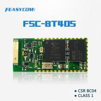 Buy cheap More Than 100m Long Range CSR BC417 Class1 Bluetooth Module Support HID SPP Network FSC-BT405 from wholesalers