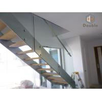 Buy cheap Staircase Frameless Tempered Glass Fence with Patch Fitting from wholesalers