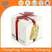 Buy cheap Factory Direct New Design Clear Plastic Christmas Gift Box Packaging Made in China from wholesalers