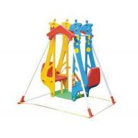 Buy cheap Child Plastic Double Hanging Baby Swing from wholesalers